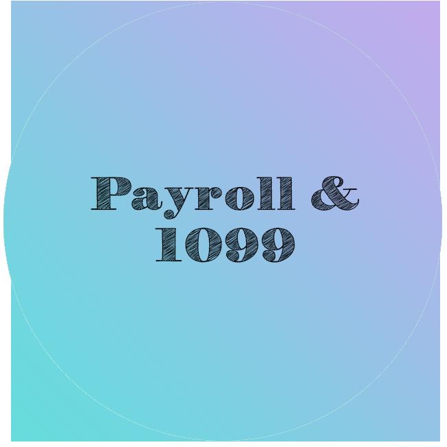 Payroll & 1099